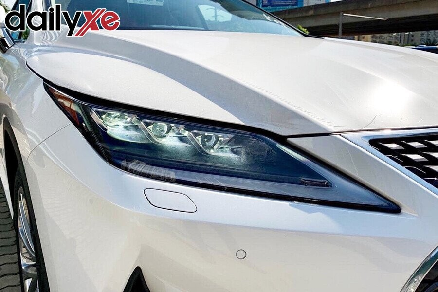 Lexus NX350 - Hình 5