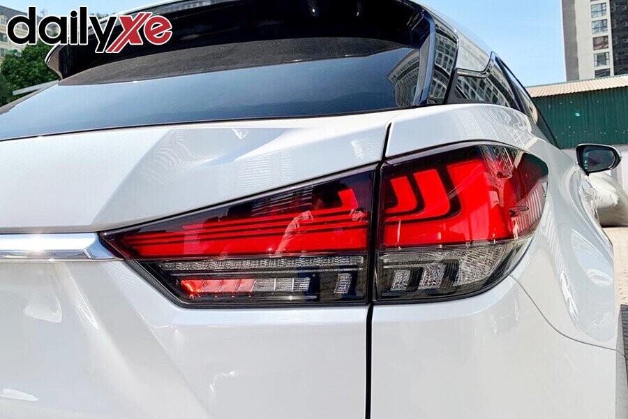 Lexus NX350 - Hình 6