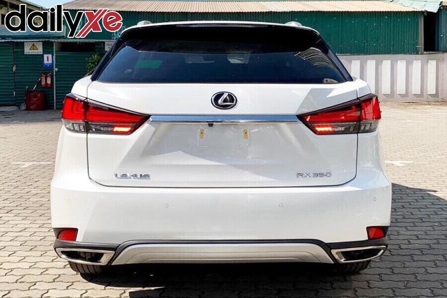 Lexus NX350 - Hình 3