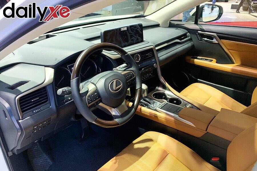 Lexus NX350 - Hình 7