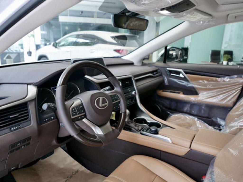 Lexus RX 300 mới giá hơn 3 tỷ, về Việt Nam thay thế cho RX 200t - Hình 3