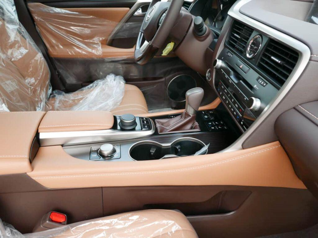 Lexus RX 300 mới giá hơn 3 tỷ, về Việt Nam thay thế cho RX 200t - Hình 4