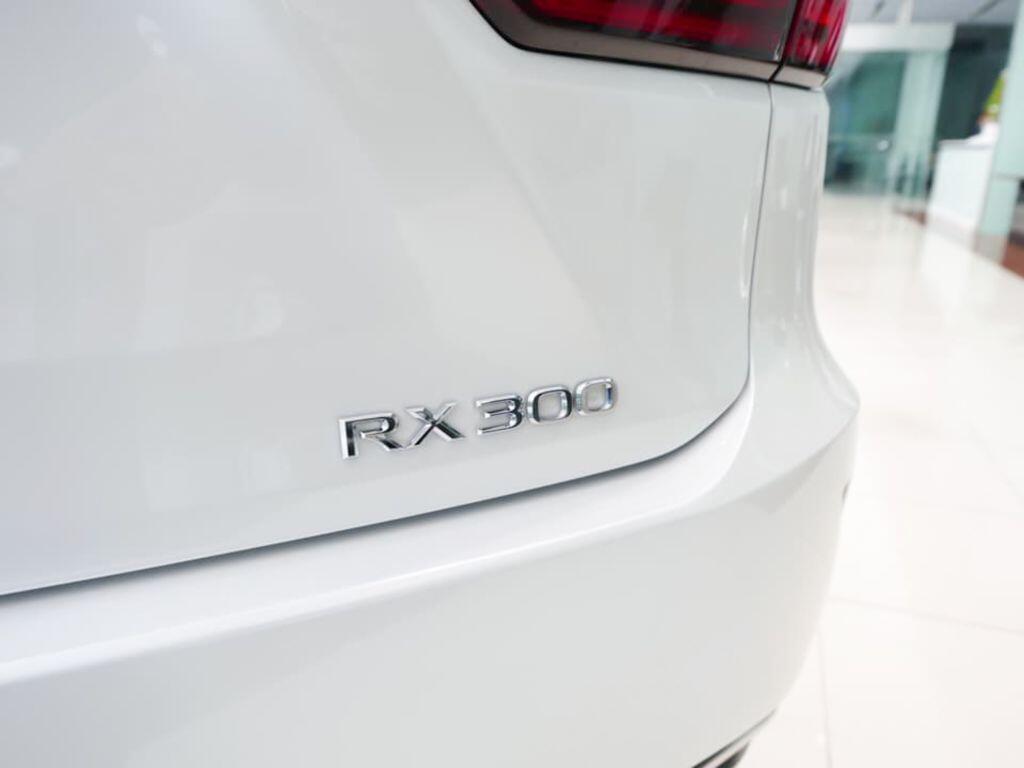 Lexus RX 300 mới giá hơn 3 tỷ, về Việt Nam thay thế cho RX 200t - Hình 5