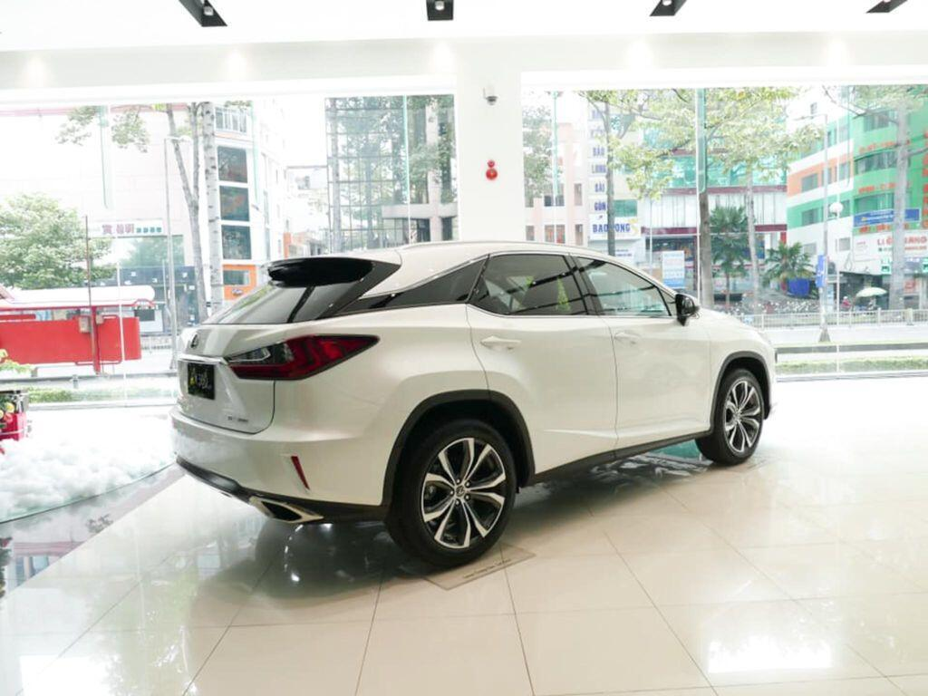 Lexus RX 300 mới giá hơn 3 tỷ, về Việt Nam thay thế cho RX 200t - Hình 7