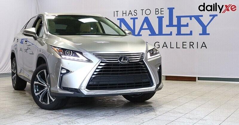 Tổng quan Lexus RX 2019