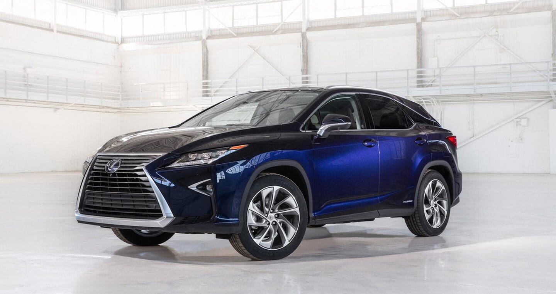 Lexus RX 450h 2018 giảm giá gần 7.400 USD - Hình 1