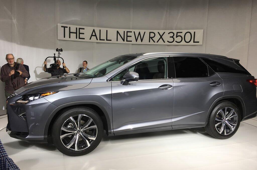 Lexus RX L 2018 ra mắt, bổ sung hàng ghế thứ 3 - Hình 3