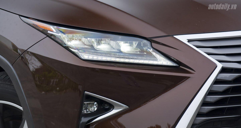 Lexus RX350 – Xứng tầm crossover hạng sang - Hình 3