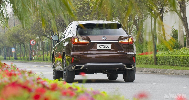Lexus RX350 – Xứng tầm crossover hạng sang - Hình 5