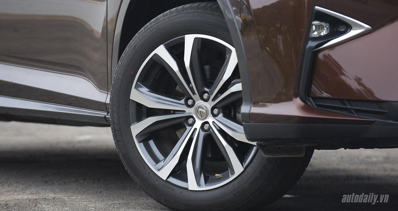 Lexus RX350 – Xứng tầm crossover hạng sang - Hình 7