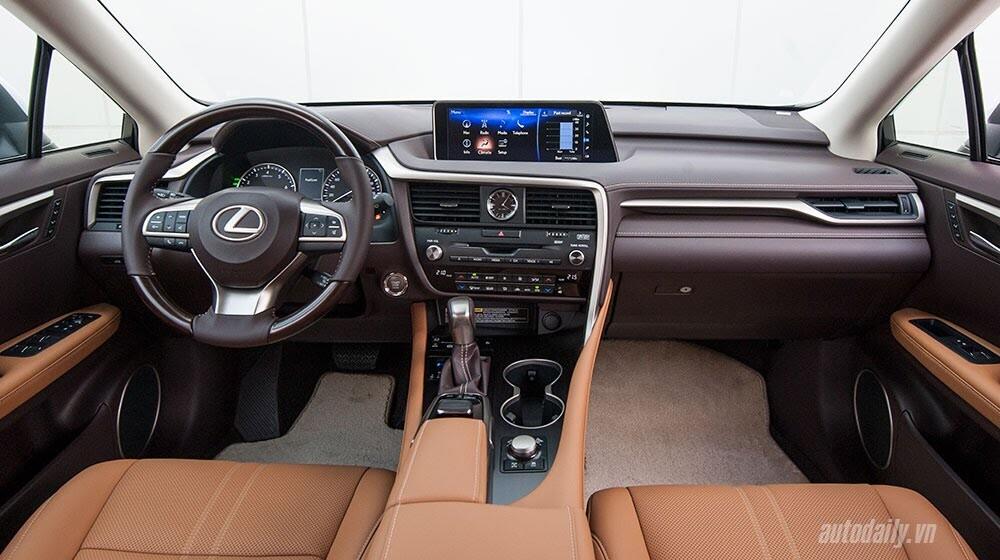 Lexus RX350 – Xứng tầm crossover hạng sang - Hình 9