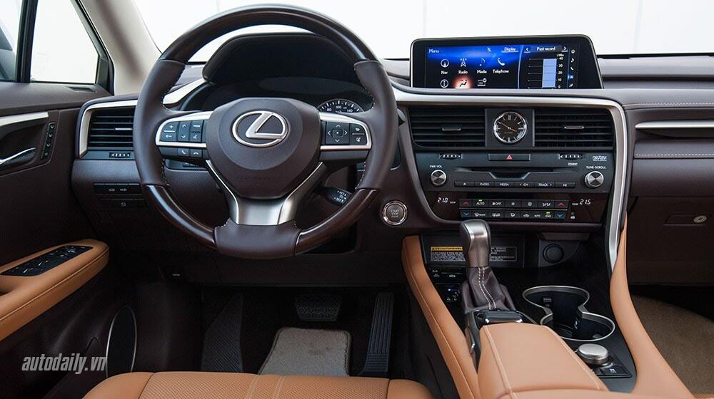 Lexus RX350 – Xứng tầm crossover hạng sang - Hình 11