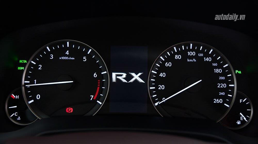 Lexus RX350 – Xứng tầm crossover hạng sang - Hình 12