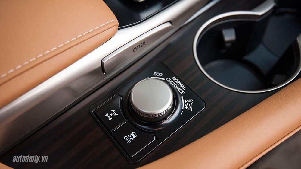 Lexus RX350 – Xứng tầm crossover hạng sang - Hình 14