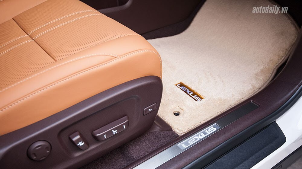 Lexus RX350 – Xứng tầm crossover hạng sang - Hình 15