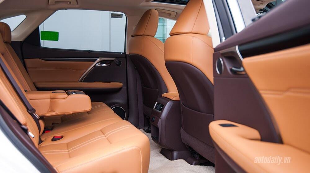 Lexus RX350 – Xứng tầm crossover hạng sang - Hình 16