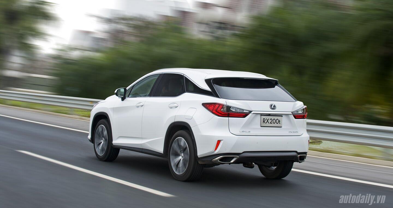 Lexus RX350 – Xứng tầm crossover hạng sang - Hình 24