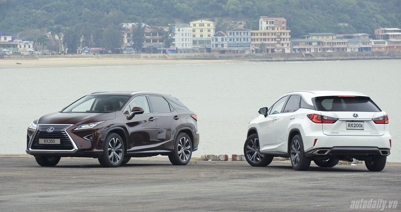 Lexus RX350 – Xứng tầm crossover hạng sang - Hình 26