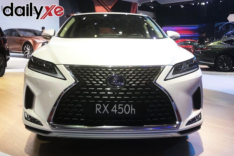 Lexus RH450h - Hình 2