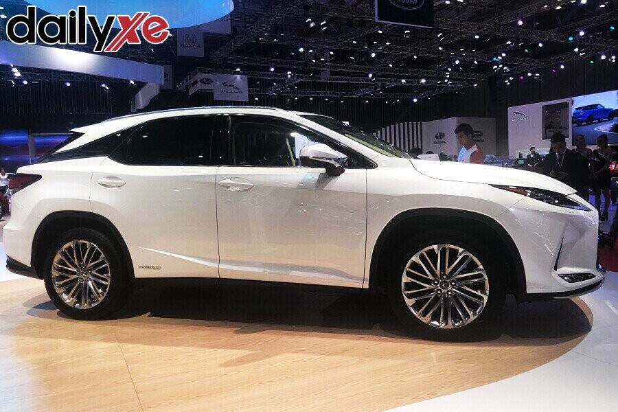 Lexus RH450h - Hình 4