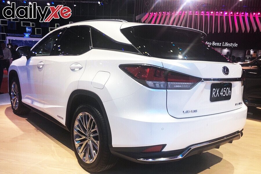 Lexus RH450h - Hình 5