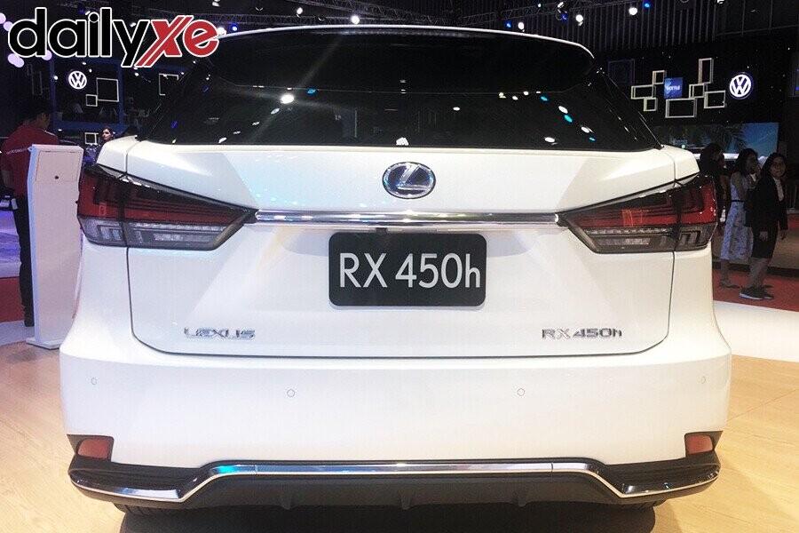 Lexus RH450h - Hình 3
