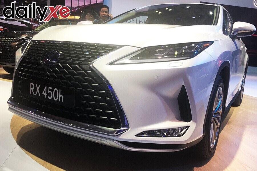 Lexus RH450h - Hình 6