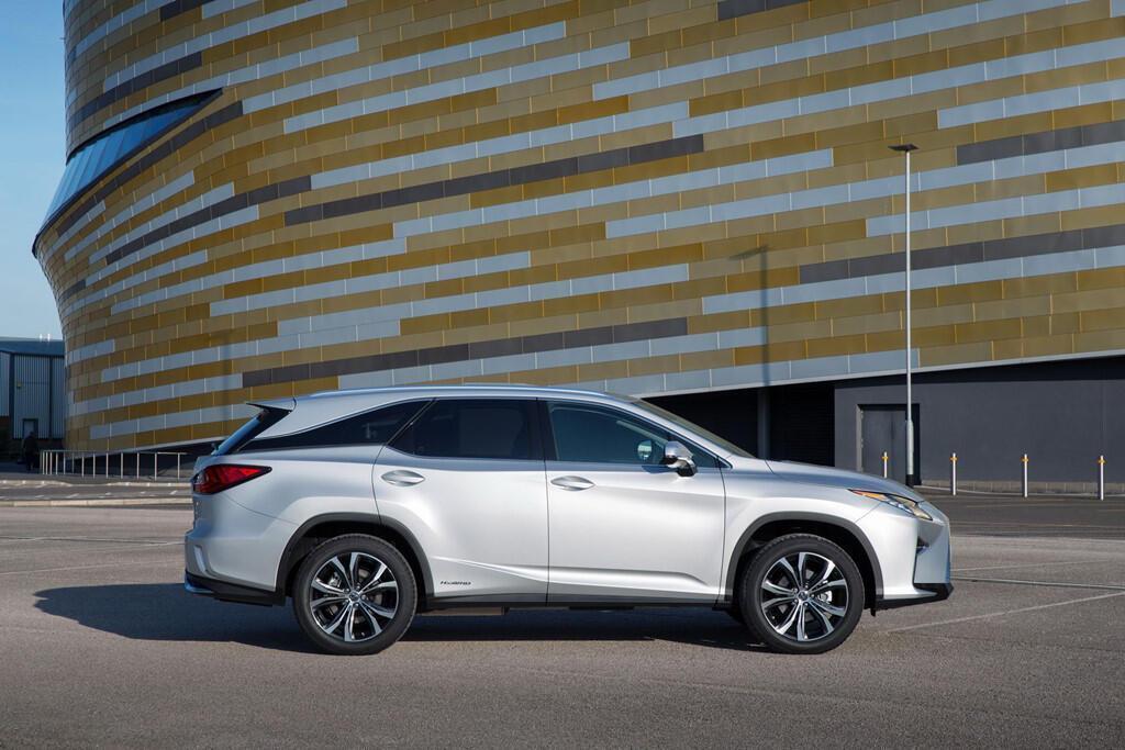 Lexus RX450hL 2019 7 chỗ giá từ 68.000 USD - Hình 3