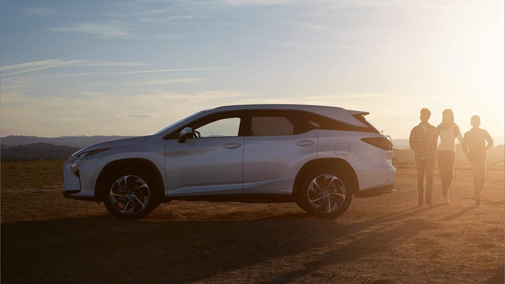 Lexus RX450hL 2019 7 chỗ giá từ 68.000 USD - Hình 7