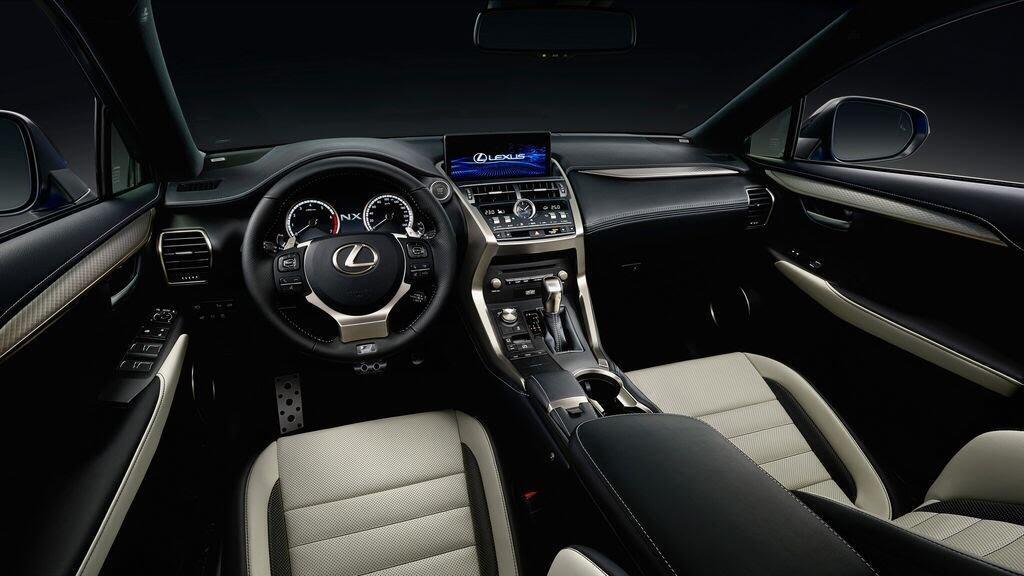 Lexus sẽ mang NX và CT nâng cấp tới Triển lãm Frankfurt 2017 - Hình 3