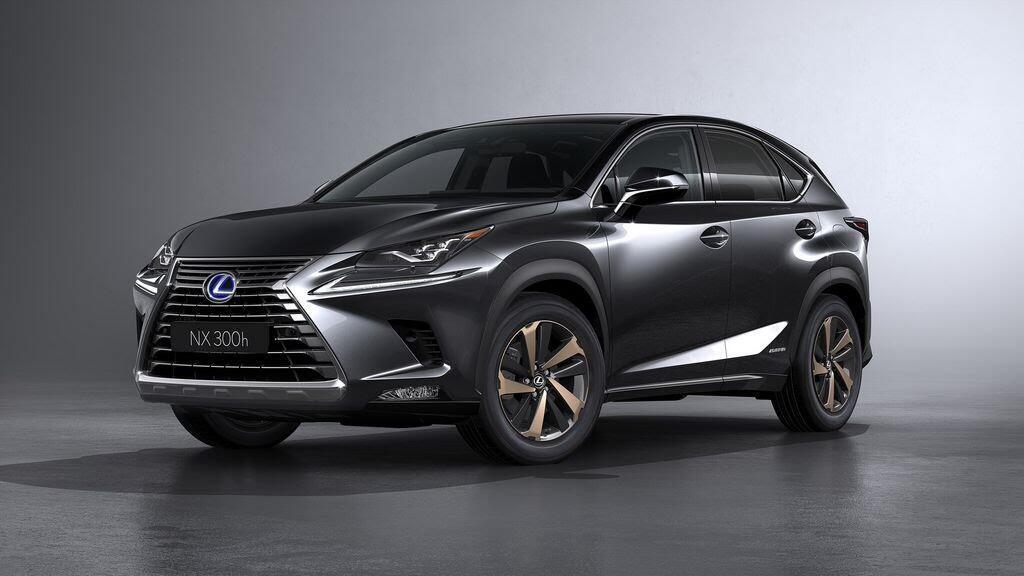 Lexus sẽ mang NX và CT nâng cấp tới Triển lãm Frankfurt 2017 - Hình 4
