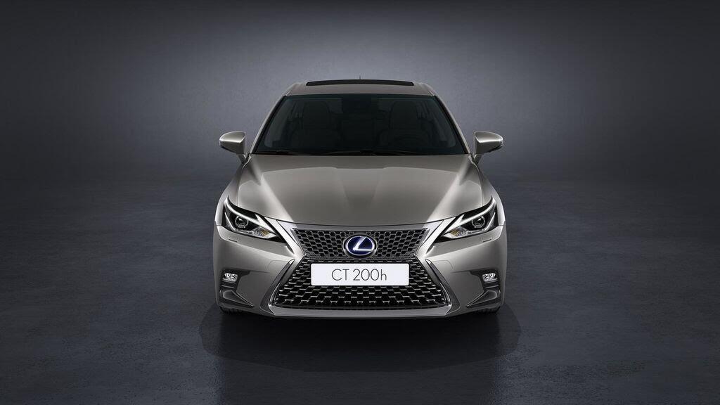 Lexus sẽ mang NX và CT nâng cấp tới Triển lãm Frankfurt 2017 - Hình 5