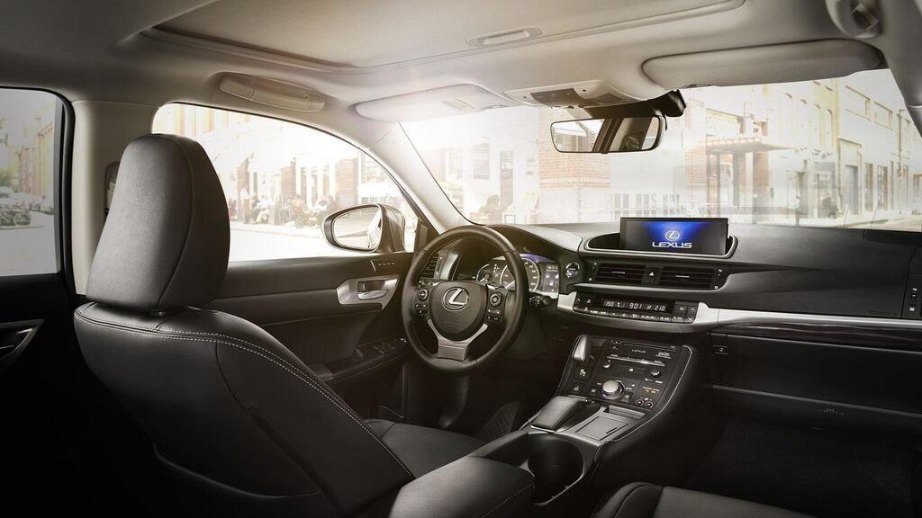 Lexus sẽ mang NX và CT nâng cấp tới Triển lãm Frankfurt 2017 - Hình 7
