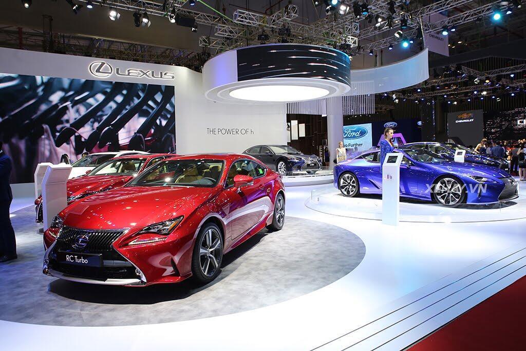 Lexus - Thương hiệu của sự khác biệt - Hình 1