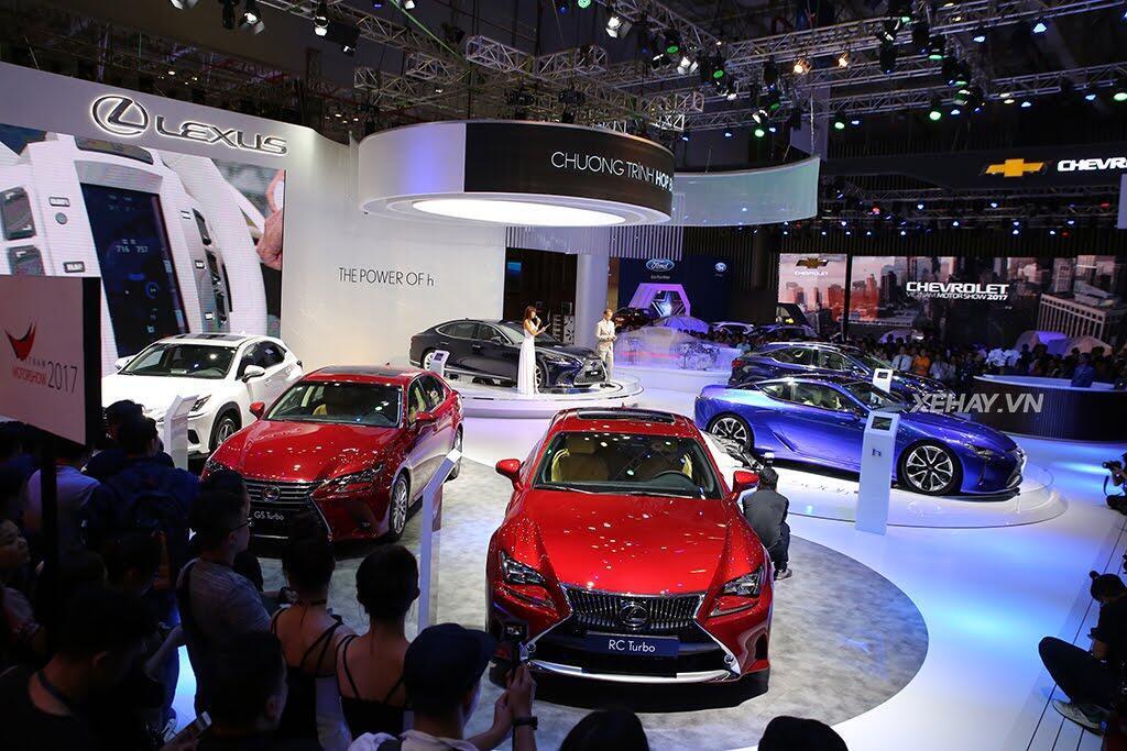 Lexus - Thương hiệu của sự khác biệt - Hình 2
