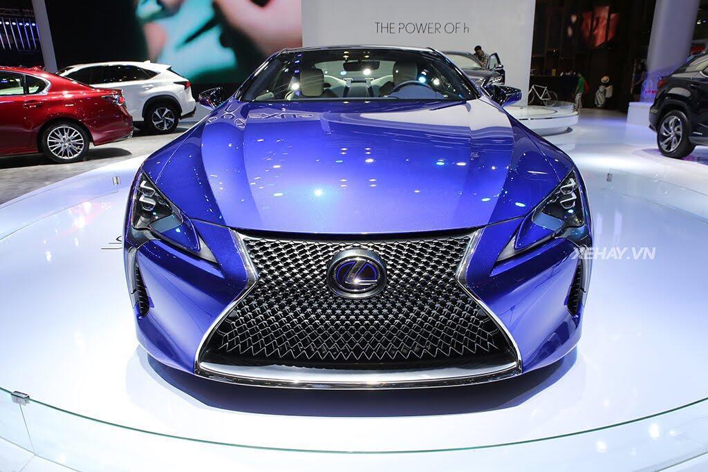 Lexus - Thương hiệu của sự khác biệt - Hình 5
