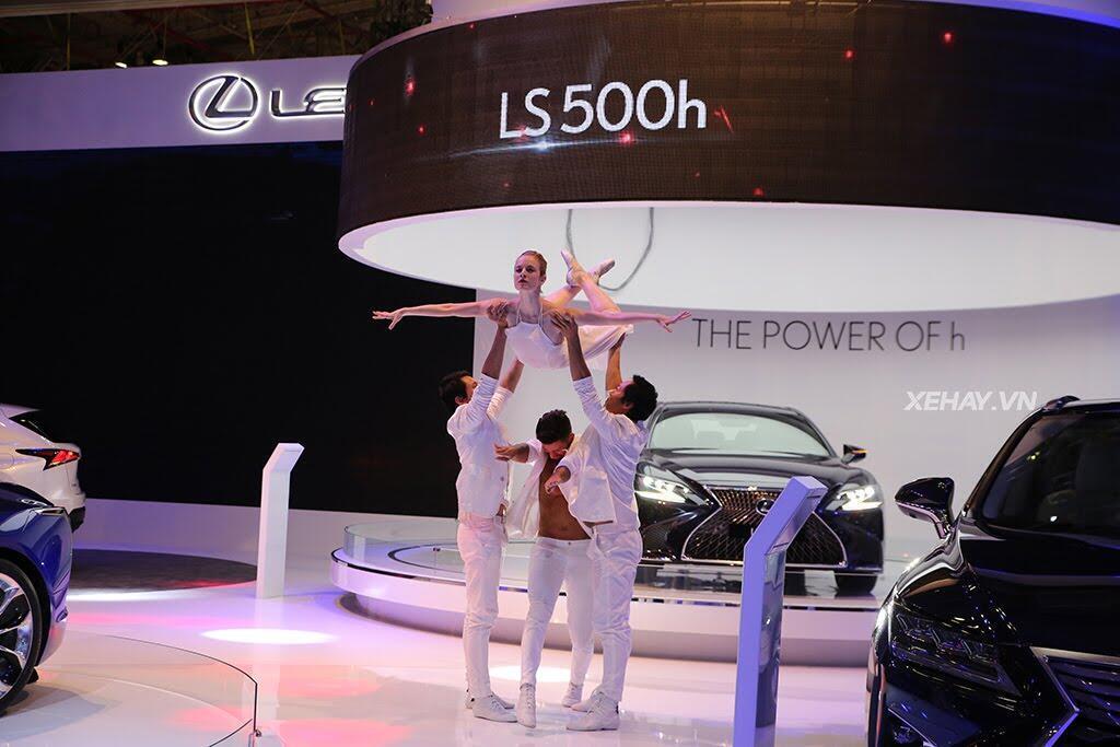Lexus - Thương hiệu của sự khác biệt - Hình 10