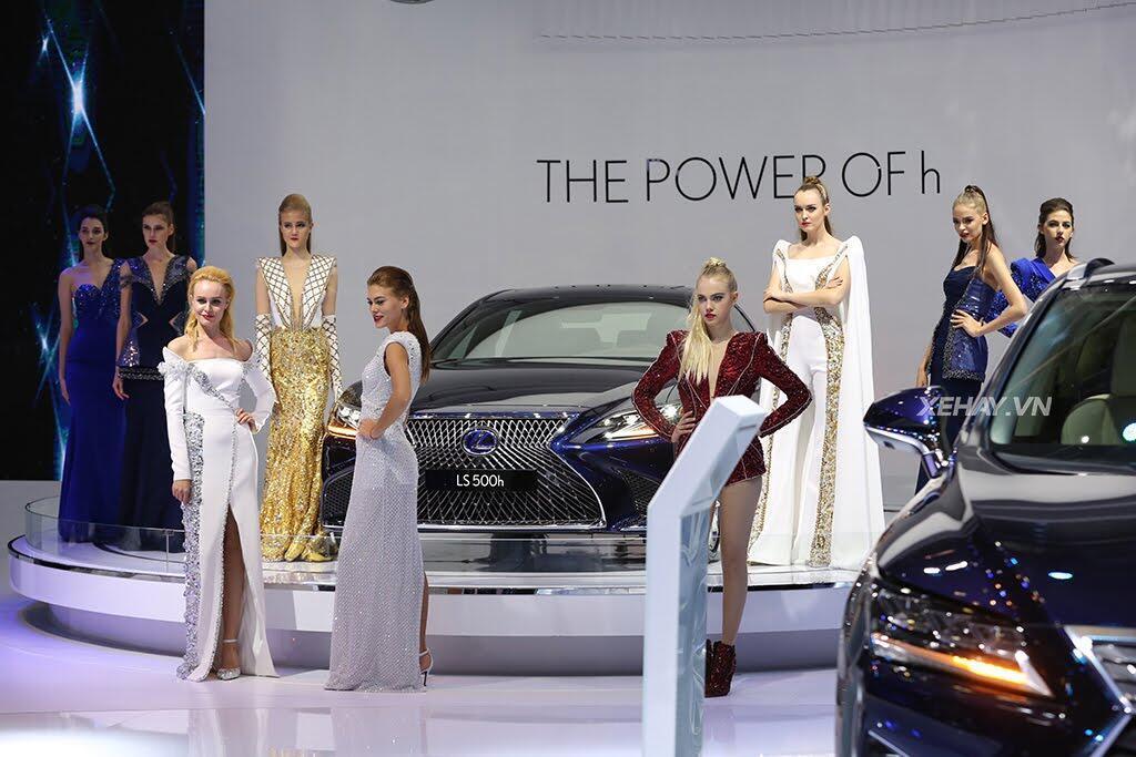 Lexus - Thương hiệu của sự khác biệt - Hình 11