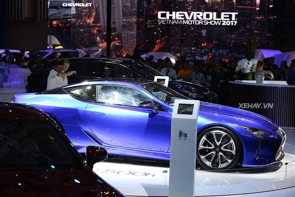 Lexus - Thương hiệu của sự khác biệt - Hình 16