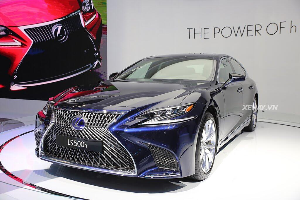 Lexus - Thương hiệu của sự khác biệt - Hình 17