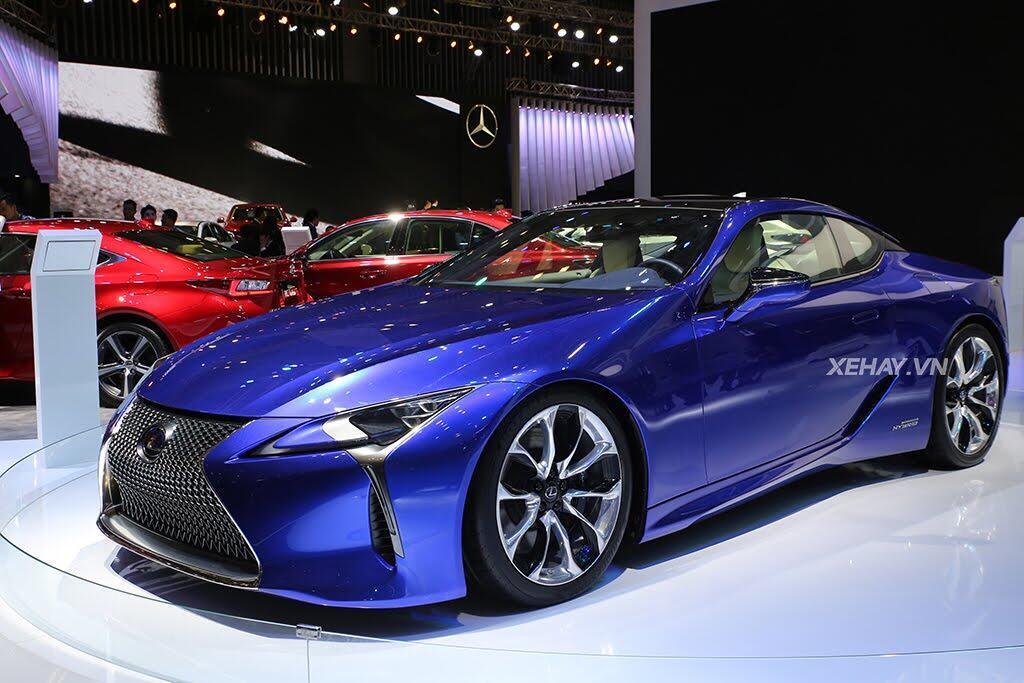 Lexus - Thương hiệu của sự khác biệt - Hình 19