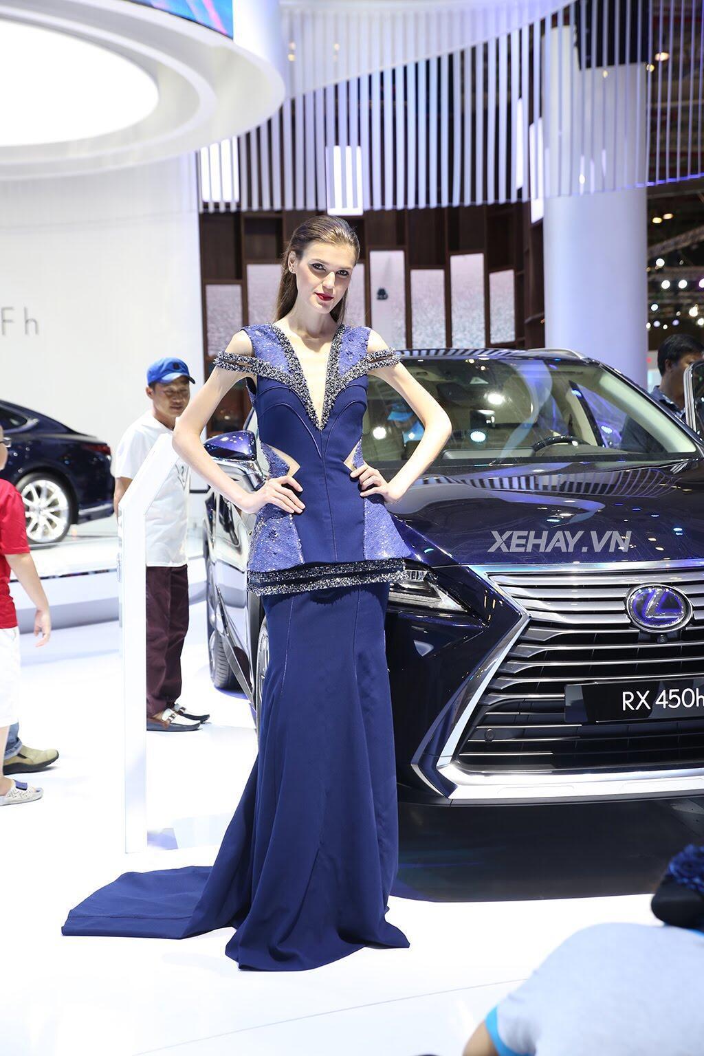 Lexus - Thương hiệu của sự khác biệt - Hình 28