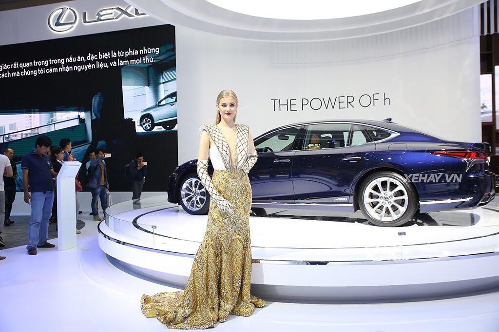 Lexus - Thương hiệu của sự khác biệt - Hình 30