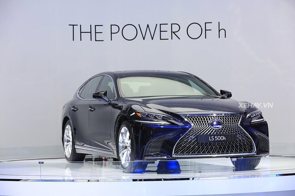 Lexus - Thương hiệu của sự khác biệt - Hình 36