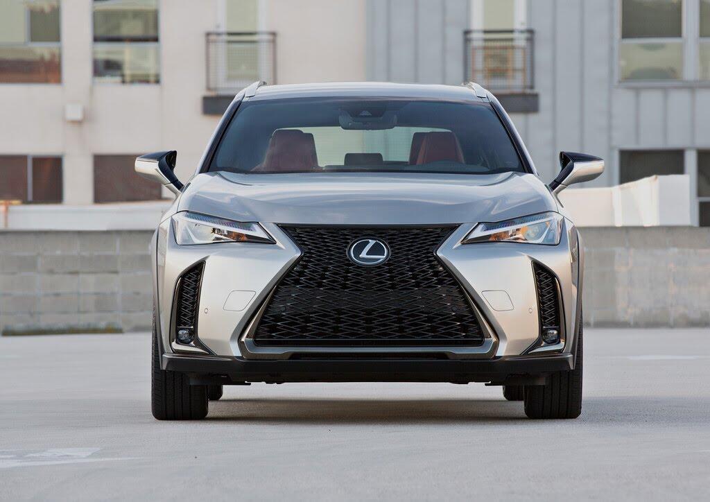 Lexus UX 2019 ra mắt, đối đầu BMX X2, Audi Q3 - Hình 3