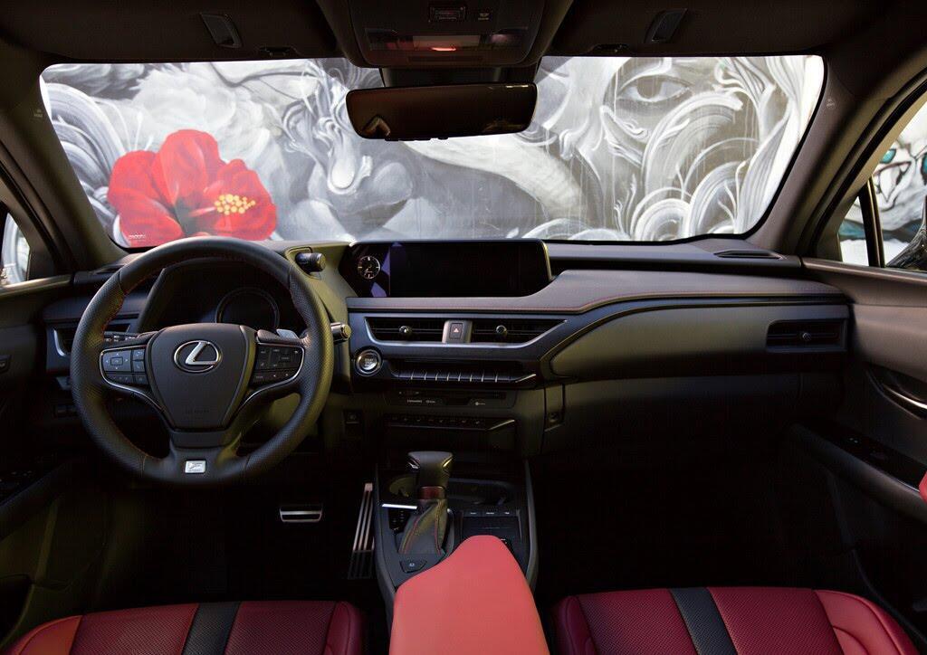Lexus UX 2019 ra mắt, đối đầu BMX X2, Audi Q3 - Hình 5