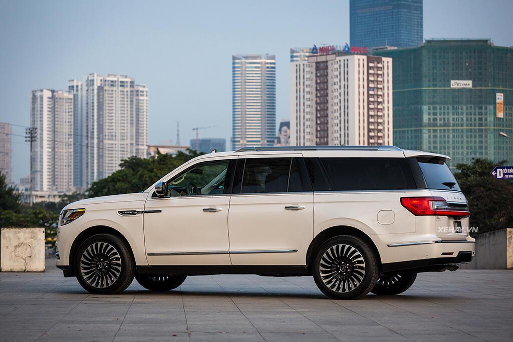 Lincoln Navigator Black Label 2019 - Xe sang đậm chất Mỹ - Hình 10