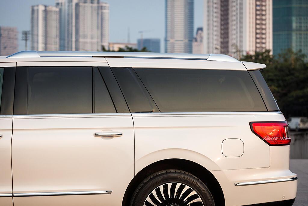 Lincoln Navigator Black Label 2019 - Xe sang đậm chất Mỹ - Hình 12