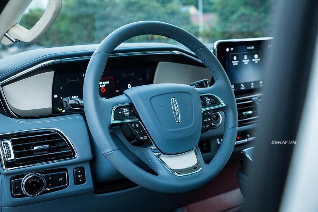 Lincoln Navigator Black Label 2019 - Xe sang đậm chất Mỹ - Hình 15