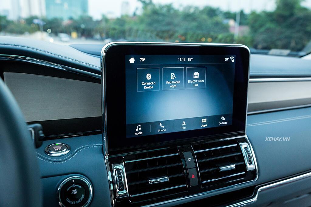 Lincoln Navigator Black Label 2019 - Xe sang đậm chất Mỹ - Hình 16